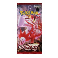 Pokemon TCG Indonesia Seri 8 Pedang & Perisai Master Serangan Tunggal s5I I (5 cards)