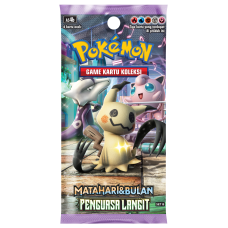 —PO (5Mar) Pokemon TCG Indonesia Penguasa Langit AS4b Booster Pack (6 kartu)