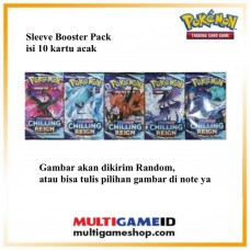 Pokemon TCG SS6 Chilling Reign Booster Pack (10 Card)