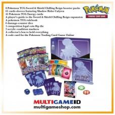 Pokemon TCG SS6 Chilling Reign Elite Trainer Box (Shadow Rider)