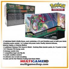 Pokemon TCG SS7 Evolving Build&Battle Stadium Box