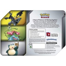 Pokemon TCG Tag Team Tin (Eevee/Celebi)
