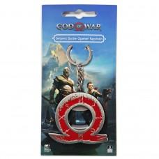 "God of War Keychain ""Serpent Bottle Opener"""