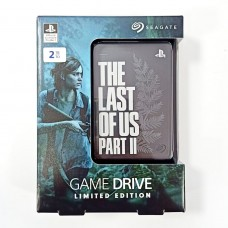 HDD Seagate 2TB Game Drive For PS4 The Last of Us Part II Limited