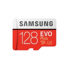 Memory Micro Samsung EVO-Plus 128GB (Class 10) 4K MB-MC128G
