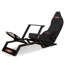 Next Level Racing F1 GT Cockpit + Steering Wheel Stand + Shifter Holder Bundle