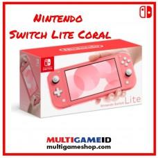 Nintendo Switch Lite Coral (Asia)