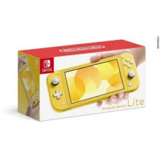 --PO-- Nintendo Switch Lite Yellow (Sept 20, 2019)
