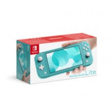 --PO-- Nintendo Switch Lite Turquise (Sept 20, 2019)
