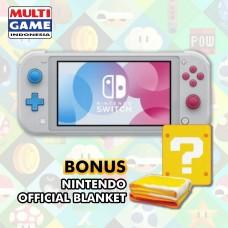 Nintendo Switch Lite Zacian & Zamazenta Pokemon Sword/Shield Edition +Bonus