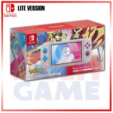 Nintendo Switch Lite Zacian&Zamazenta Pokemon Sword&Shield Edition