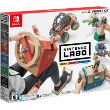 Nintendo LABO Vehicle Kit +Game (Toy-Con 03) A25