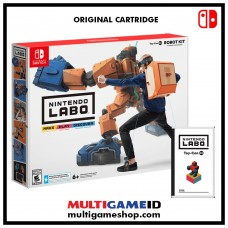 Nintendo LABO Robot Kit +Game (Toy-Con 02) A25
