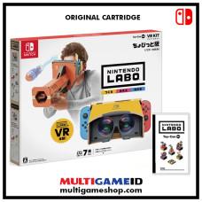 "Nintendo LABO VR ""STARTER"" Kit +Blaster +Game (Toy-Con 04) A25"
