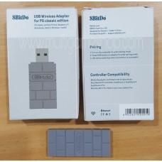 Switch/PC/Retro 8BitDo USB Wireless Adapter (Grey)