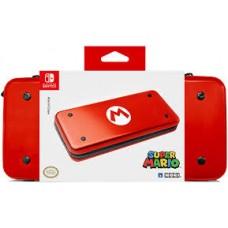 Switch Aluminium Case Red Super Mario (HORI)