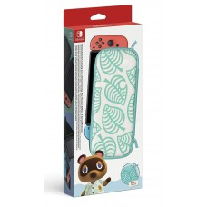 Switch Aloha Animal Crossing Case +ScreenGuard (Official Nintendo) (Bag)