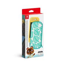 Switch Lite Aloha Animal Crossing Case + ScreenGuard (Official Nintendo) (Bag)