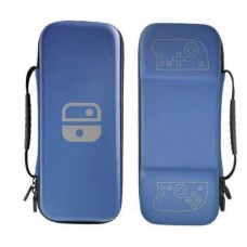 Switch Console Carrying Case Blue (Lucky Fox)