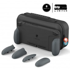 Switch Skull & Co MaxCarry Grip Case Grey