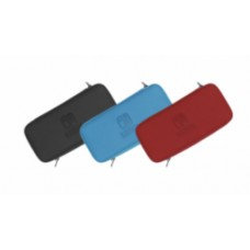 Switch LITE Soft Case Red (HORI) NS2-049 +Screen Guard 9H HORI Japan