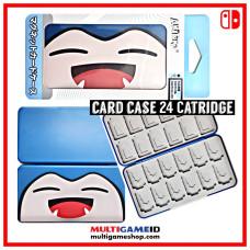 Card Case 24 Snorlax Pokemon Edition (Akitomo)