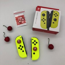 Switch Silicon Analog Joycon TOAD Red