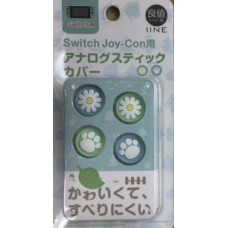 Switch Animal Crossing Thumb Grip Pastel-Flower