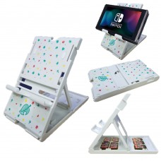 Switch Playstand +Card Storage Animal Crossing  (M1616)