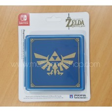 Switch Card Case Zelda Dark Blue Silikon   (M1616)