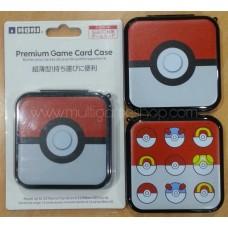 "Card Case 12  ""Pokeball"" Tipis  (M1616)"