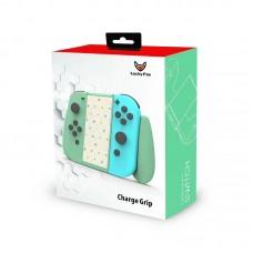 Switch Joycon Charging Grip (Lucky Fox) Animal Crossing