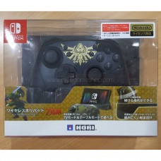 Switch Wireless Controller Zelda Edition (HORI) (Japan Pack)