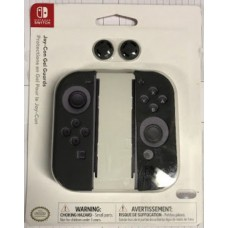 Switch Joycon Gel Guard (Grey Black) (pdp)