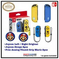 Switch Joycon Fortnite Edition Left+Right (Blue&Yellow) +BONUS