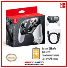Switch PRO Controller Super Smash Bros Edition (Original Nintendo)