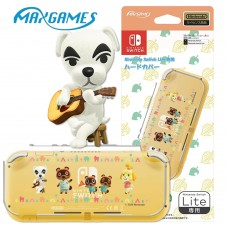 Switch Lite TPU Animal Crossing TPU (Japan) (MaxGames)