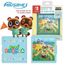Deluxe Card Case 24 Animal Crossing MaxGames  Jap  (M1616)