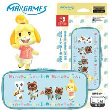 Switch Lite Animal Crossing Case (Japan) (MaxGames)