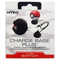 Pokemon Pokeball Charge Base Plus + Case (NYKO)