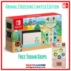 Nintendo Switch V2 Animal Crossing Limited Edition