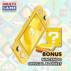 Nintendo Switch Lite Yellow +Bonus