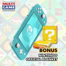 Nintendo Switch Lite Turquoise +Bonus
