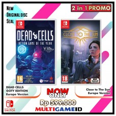 2in1 Dead Cells GOTY +Close to the Sun