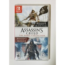 Assassin Creed the Rebel Collection