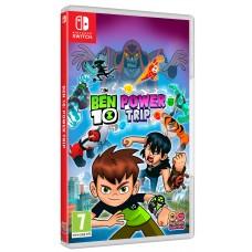 —PO/DP— Ben 10 Power Trip (Oct 09, 2020)