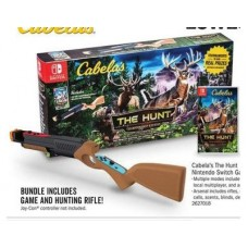 Cabelas the Hunt Champion Edition with Gun Bundle (A25)