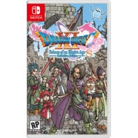 Dragon Quest XI S Echoes of Elusive Definitive Edition