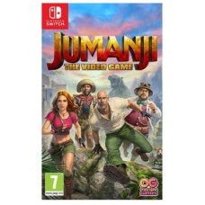 —PO/DP— Jumanji the VideoGame (Nov 15, 2019)