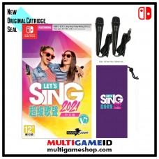 Lets Sing 2021 +Mic 2 pcs